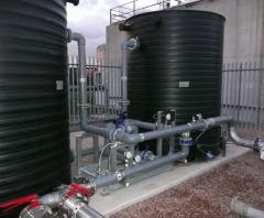Flue Gas Dry Scrubbing Systems