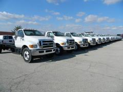 New 2011 Ford F750 Crew CAB