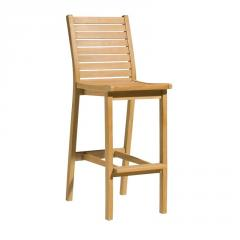 Oxford Garden 32 in. Dartmoor Bar Chair