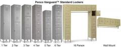 Vanguard Lockers