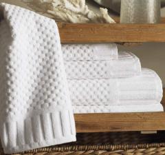 Monaco Bath Towels
