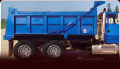 Dump Bodies for Class 8 Trucks