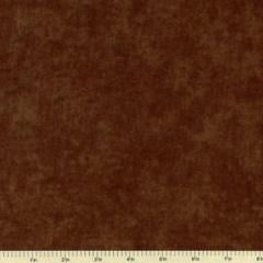 Shaded Oaks Marble Solid Flannel Fabric - Brown
