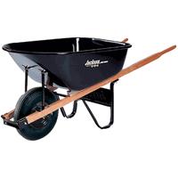 Steel Tray Contractor Wheelbarrow