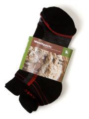 WoolSports Unisex Multi Sport Ped Sock