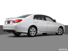 2012 Toyota Avalon Sedan Car