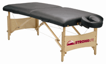 Stronglite Standard Portable Massage Table Package