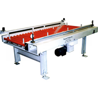 Chain Driven Line Roller Conveyors (CDLR Series)