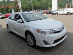 2012 Toyota Camry Hybrid 4dr Sdn XLE Car