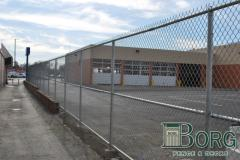 Galvanized Chain-link Fences