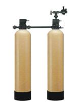 DM12-Q-FRP Two Bed Deionizer