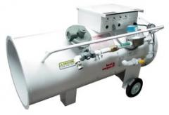 750K BTU Dual Fuel Heater