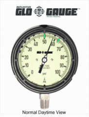 "Process Gauges 4 1/2"" Dial Size Model"