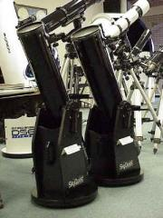 Telescope dobs full view small