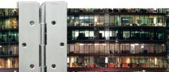 3500 Series Stainless Steel Security Hinges
