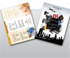 20LB Bond Brochures