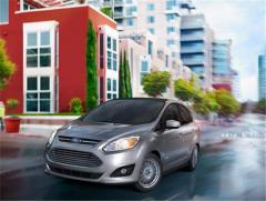 2013 Ford C-Max Compact Hybrid Car