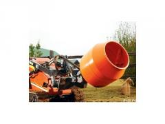 Ditch Witch Cement Bowl