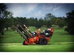 Ditch Witch Walk-Behind Trencher