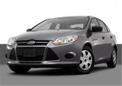 2013 Ford Focus Sedan Car