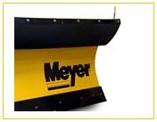 Meyer Rubber Snow Deflectors