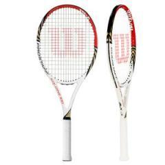 Tennis racquet wilson pro staff six.one 100 BLX