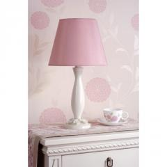 Paris Table Lamp with Claudia Shade