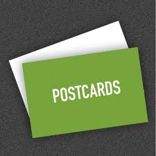 Flyers/Postcards For Sale