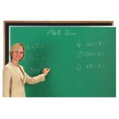 Red Oak Composition Chalkboard Chalkboard