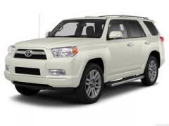 2013 Toyota 4Runner SR5 SUV
