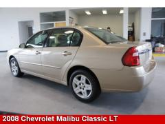 2008 Chevrolet Malibu Classic LT Sedan