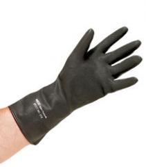Heavy-Duty Flock-Lined Glove