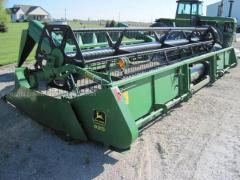 Reaping-machine John Deere 925, 1993.