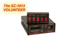 ·Compact 100-watt electronic siren