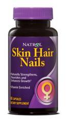 Skin-Hair-Nails Formula