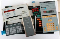 Graphic Overlay Keypads