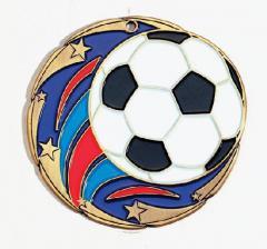 Color Star Soccer Medals Color Star Medals