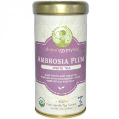 Ambrosia Plum White Tea