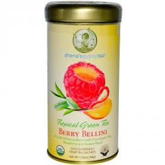 Berry Bellini Tropical Green Tea