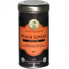 Peach Ginger Black Tea