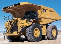 Offroad Trucks quarry