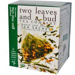 Organic Gen Mai Cha Green Tea