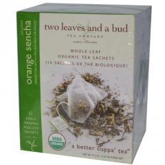 Organic Orange Sencha Green Tea