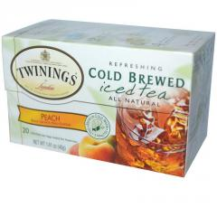 Cold Brewed Iced Tea