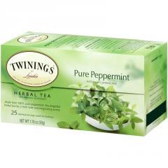 Pure Peppermint Herbal Tea