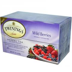 Wild Berries Herbal Tea