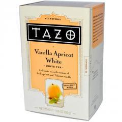 Vanilla Apricot White Tea