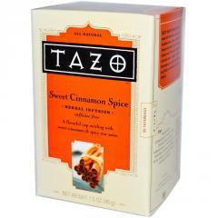 Sweet Cinnamon Spice Teas