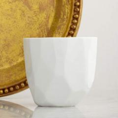Essence Ceramic Faceted Teacup