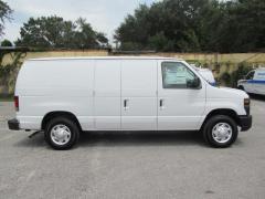 Ford E-150 Van Cargo